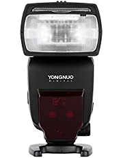 YONGNUO YN685 E-TTL HSS 1 / 8000s GN60 2.4G Speedlite Speedlight per Canon DSLR Compatibile con il Sistema Wireless YONGNUO 622C / 603