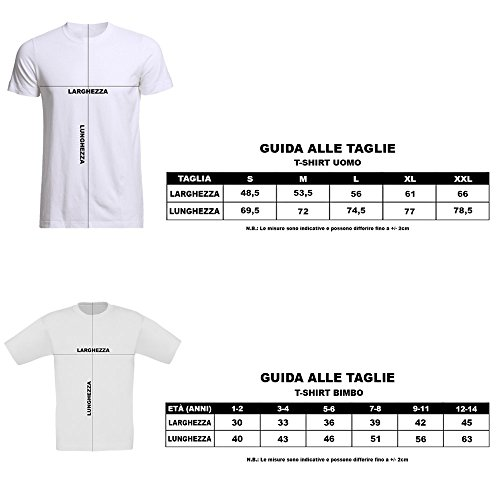 shirt One Marca Coppia Per Del Altra Bianco Papà Personalizzate La Di Festa Player E Magliette Figlio T Padre Two IaABxCwdqx