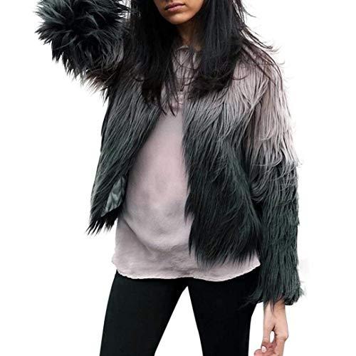 Mujeres D Mangas Battercake grau Sin Casual Cazadoras Mujer De Elegantes Otoño Cómodo Chaleco Fashion Outerwear Piel Casuales Invierno Termica Sintética Chalecos rHxqHwROn8