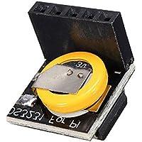 Cewaal 3.3V/5V DIY DS3231 Precision RTC Clock Memory Module for Arduino Raspberry Pi