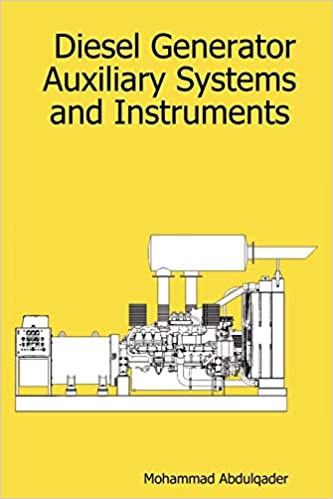 Amazon com: Diesel Generator Auxiliary Systems and