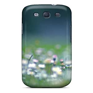 New Arrival Premium S3 Case Cover For Galaxy (dandelion Seedhead Isle Of Wight)