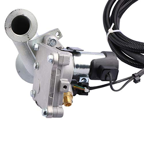 D12 2003 MOSTPLUS Heavy Duty Exhaust Gas EGR Valve 904-5004 20506894 for Volvo VNM VNL VHD Engine Desg