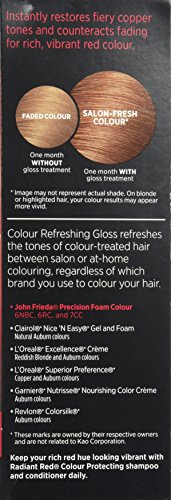 John Frieda Colour Refreshing Gloss, Warm Red, 6 Ounce by John Frieda PFC (Image #4)