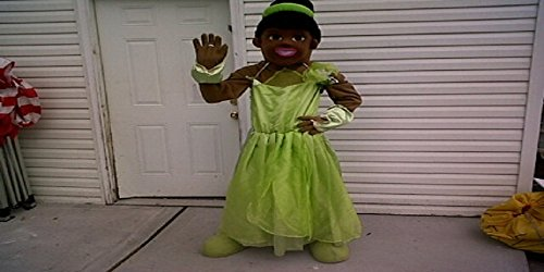 Princess Tianna Mascot Costume (Mascot Costume Rentals)