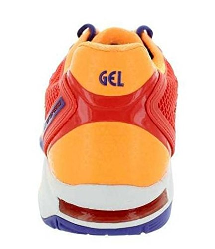 orange Clay Solution tennis Gel shoes 5 Asics 44 mt Speed 2 nxHawnSq0