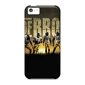 linJUN FENGDurable Pittsburgh Steelers Back Case/cover For iphone 6 plus 5.5 inch