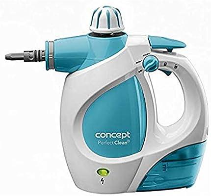 Concept Electrodomésticos cp1010 Limpiador a Vapor, 1200 W, 0.4 ...