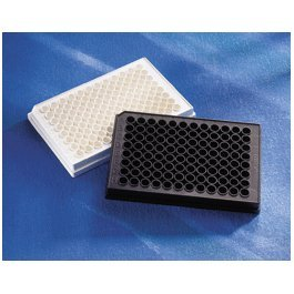 Corning 3915 Black Polystyrene Costar Solid Plate, 96 Well, Nontreated