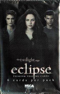 NECA Twilight Eclipse Master Set Trading Cards (Twilight Trading Cards)