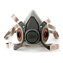 3M Half Facepiece 6200-Medium