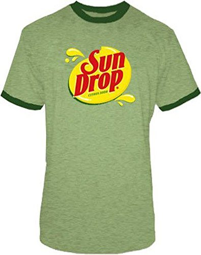 Sun Drop Citrus Soda Green Costume Mens T-shirt (Adult Medium)]()