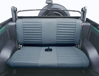 Suzuki samurai rear seats