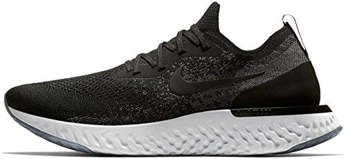 Nike Womens Entry - Nike Women's Epic React Flyknit Running Shoes (10, Black)
