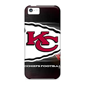 New Design Shatterproof XDFdo16848sYUpH Case For Iphone 5c (kansas City Chiefs)