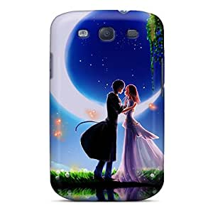 New Arrival Cover Case With Nice Design For Galaxy S3- Love And Passion