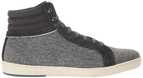 Ted Baker Mens Ternur Text Am Sneaker Grey BnYAAqNIyr