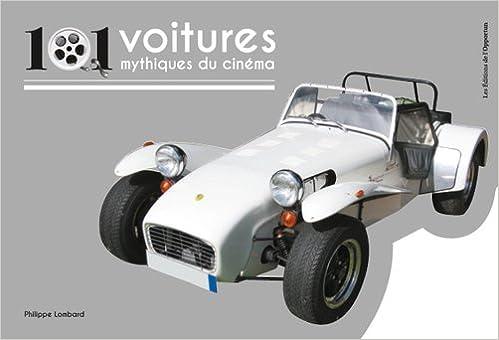 En ligne téléchargement gratuit 101 voitures mythiques du cinéma pdf