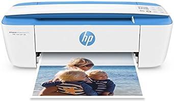 HP DeskJet 3775- Impresora compacta multifuncional de tinta a color, 1200DPI, imprime 5.5ppm en color y 8ppm en negro