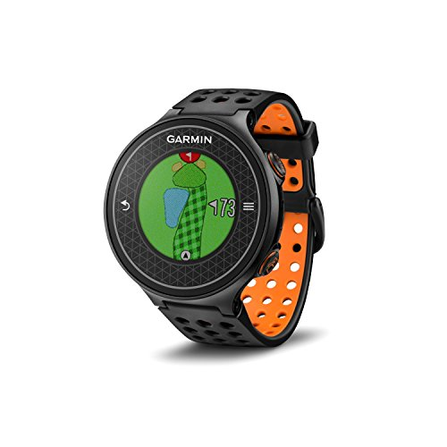 Garmin Approach Watch Orange Black