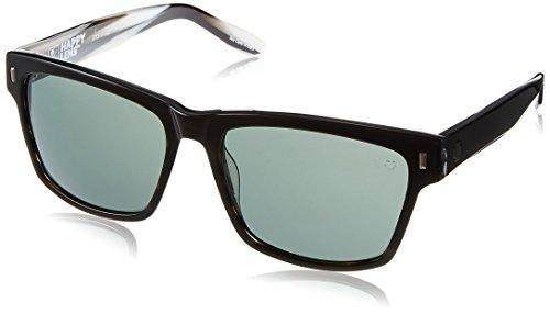 HAIGHT BLACK/HORN - HAPPY GRAY - Cheap Skate Sunglasses