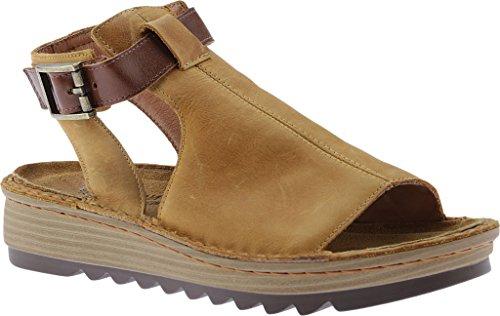 Naot Womens Verbena Wedge Sandal