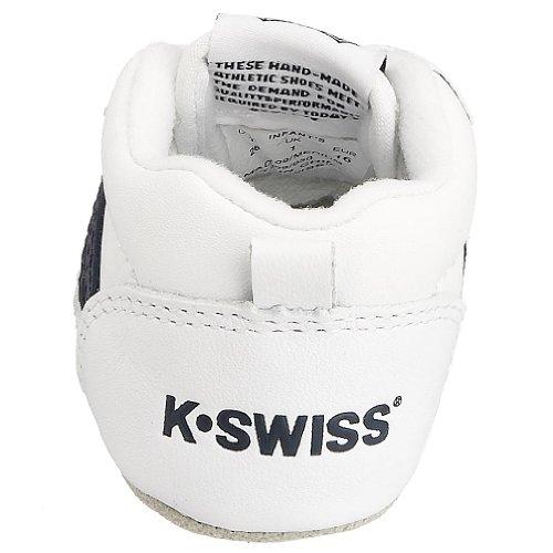 Swiss Infant Trainer Marineblau Weiß K Wiege 1Ca6wCT