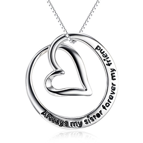 Forever My Heart Necklace Charms (925 Sterling Silver