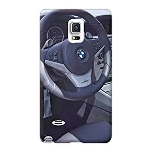 Excellent Cell-phone Hard Cover For Samsung Galaxy Note 4 With Allow Personal Design Colorful Silver Ac Schnitzer Bmw Acs5 Touring Dashboard Pictures LavernaCooney