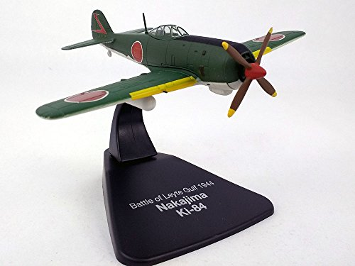 Nakajima Ki-84 Frank Japanese Fighter 1/72 Scale Diecast Metal Model -