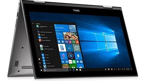 2019 Dell Inspiron 5000 15 FHD IPS TouchScreen 2-in-1 Convertible Laptop, Intel 8th Gen Quad Core Processor, Up to (32GB DDR4 Memory, 1TB SSD Boot + 2TB HDD), HDMI, Backlit ()