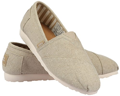 Easy Top Shoes Low beige 1196 Unisex Paperplanes Casual Slip 1196 Fashion Ons YXxBwqg1