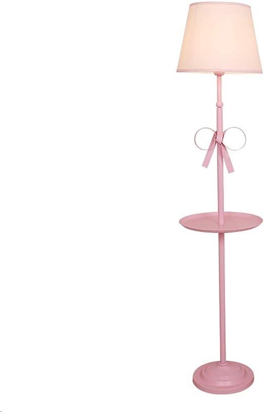 WangYi lámpara de Piso- Lámpara de pie Dormitorio Habitación ...