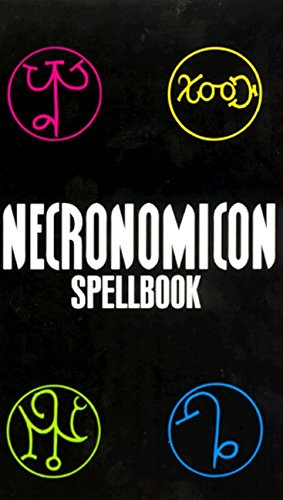 Necronomicon Spellbook -