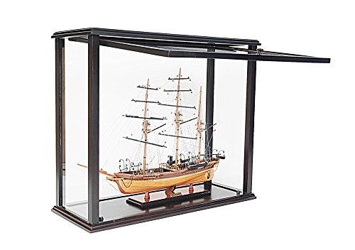 Old Modern Handicrafts P058 Table Top Display Case Medium Fr