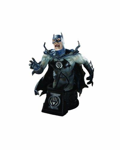 Heroes of the DC Universe Blackest Night Büste Black Lantern Batman 15 cm