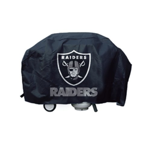 NFL Licensed Economy Grill Cover - Oakland Raiders