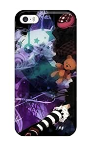 New Style Hot The Melancholy Of Haruhi Suzumiya Tpu Case Cover Compatible With Iphone 5/5s 7910811K15457515