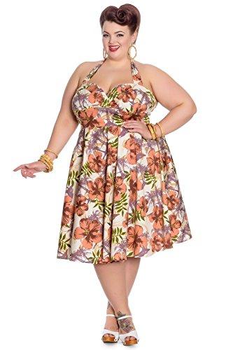 Hell-Bunny-Kaila-Tropical-Palm-Tree-Rockabilly-Plus-Size-Dress