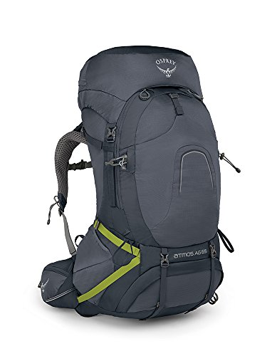 mos Ag 65 Backpack, Abyss Grey, Large ()