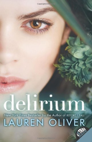 Book cover for Delirium