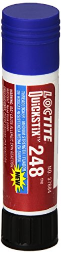 Loctite 248 QuickStix 442-37684 9g Thread Treatment Stick by Loctite
