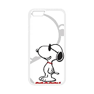 Snoopy For iPhone 6 Plus 5.5 Inch Custom Cell Phone Case Cover 96II656392