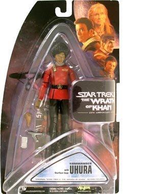 Star Trek II: The Wrath of Khan: Commander Uhura Action F...