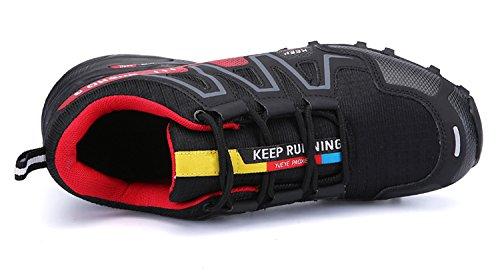 Noir De Sur Homme 3d Wskeisp Course Sentier Chaussures Xa Pro Pour 7v5Awx