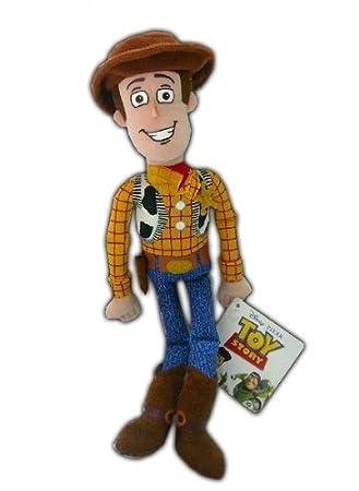 Sheriff Woody Pride 26cm Toy Story Muñeco Peluche Pelicula Disney TV Dibujos Animados