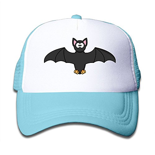 Elephant AN Bat Face Mesh Baseball Cap Kid Boys Girls Adjustable Golf Trucker - Cudi Kid Costume