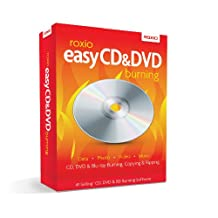 COREL CORPORATION EASY CD AND DVD BURNING