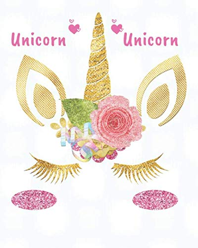 Unicorn: Oracle of the Unicorns: A Realm of Magic, Miracles & Enchantment. Unicorns Are Real (Notebook for Girls). Motivational Notebook Unicorns series (130 Pages,Lined Paper, 8 x ()