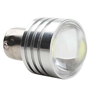 ytj de 11561W 50LM 12V LED Luz Blanca auto Pera Silberne 5999